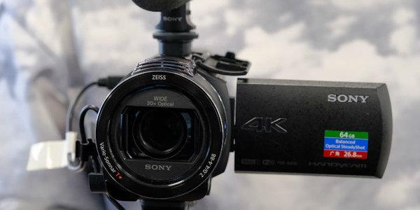 套装加成助力Vlog拍摄 索尼AX60摄像机试用