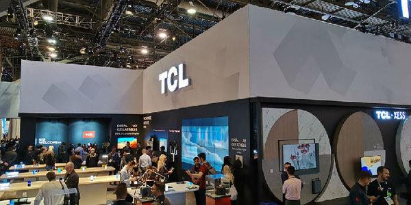 CES2020:TCL携带多款物联网智能门锁亮相CES