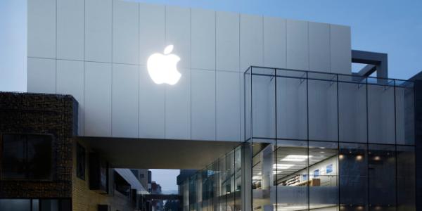 疫情影响 苹果临时关闭大陆所有Apple Store零售店