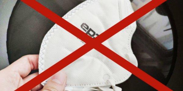 清蒸、水煮、喷酒精给口罩消毒不可取 重复使用要注意