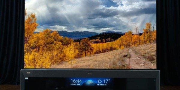 一面画质,一面AI,海信8K Pro双屏电视体验