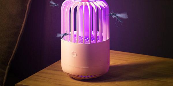 还在用手拍死蚊子?夏季灭蚊用灭蚊器又快又省心