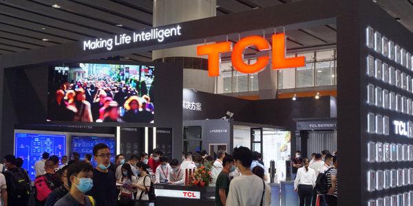 2020建博会:TCL携旗下全系列智能门锁产品出席