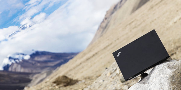 挑战地表最高办公空间 ThinkPad L13:这还不是我的极限