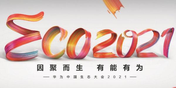 华为中国生态大会2021:下一个十年的路口