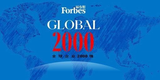 福布斯发布2021全球企业2000强;中芯国际第一季度营收大涨