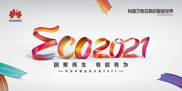 因聚而生 有能有为 华为中国生态大会2021
