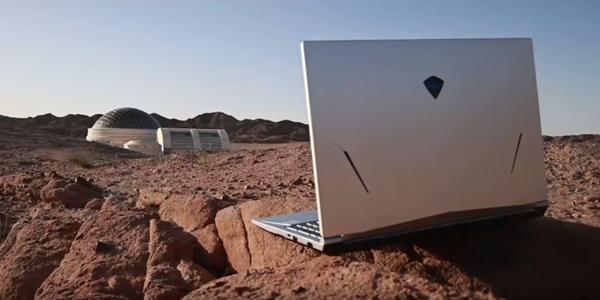 """颜值与实力并存 机械师F117毒药游戏本""""火星""""发布"""