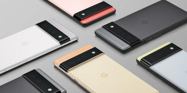 谷歌公布下一代Pixel旗舰:自研芯片、全新CMOS都来了