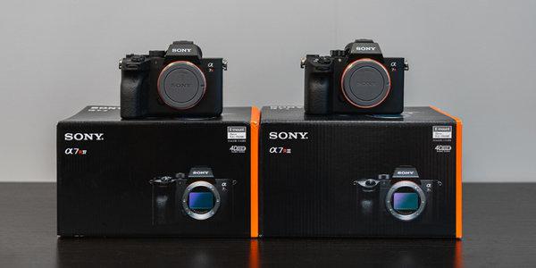人像摄影师狂喜,索尼A7RM3A和A7RM4A新屏体验