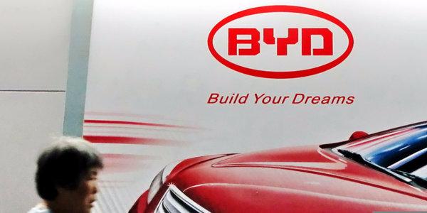 DM-i混动车型立功!8月新能源汽车销量:比亚迪远超特斯拉,位列第一