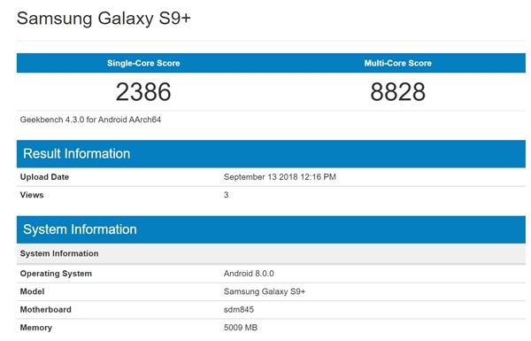 iPhone XS系列跑分曝光:苹果A12单核成绩完爆骁龙845