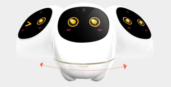 学英语从娃娃抓起 AI早教机器人横评