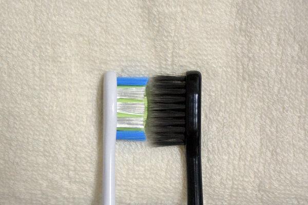 科学刷牙就是这么简单!Oclean Air声波电动牙刷评测