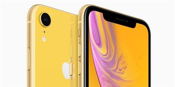 苹果iPhone XR推延至10月19日发售,问题出在LCD屏幕上