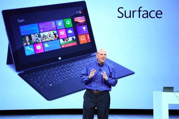 新Surface产品确定10月3日发布,搭载八代酷睿