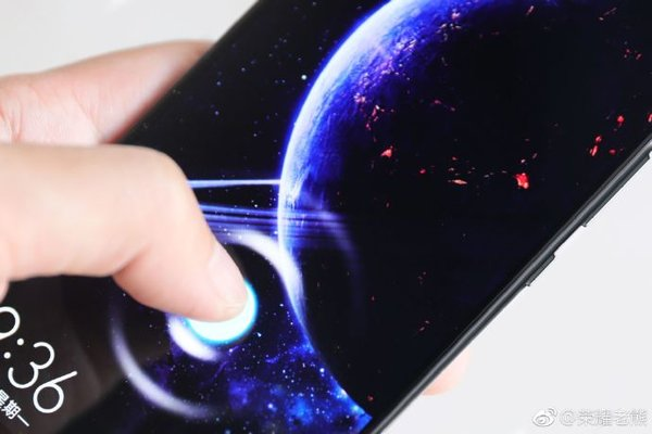 荣耀Magic 2又一核心配置确定:AMOLED屏幕+屏下指纹