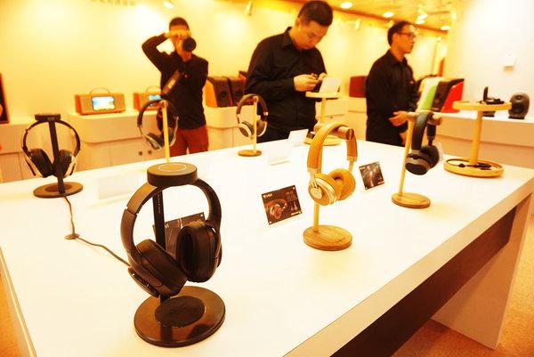 HiVi惠威音响专注声音品质 闪耀2018广州国际音响唱片展