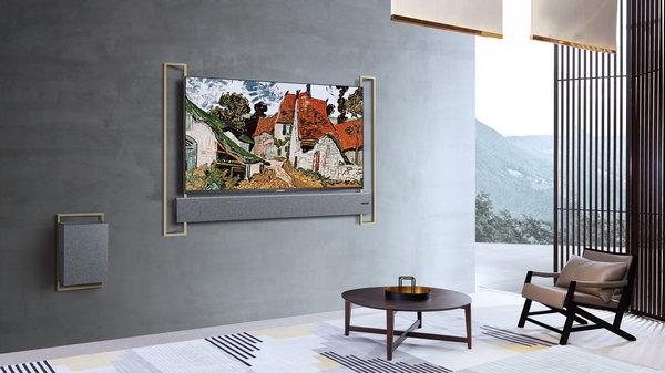 艺术与科技碰撞 XESS浮窗全场景TV陪你过中秋