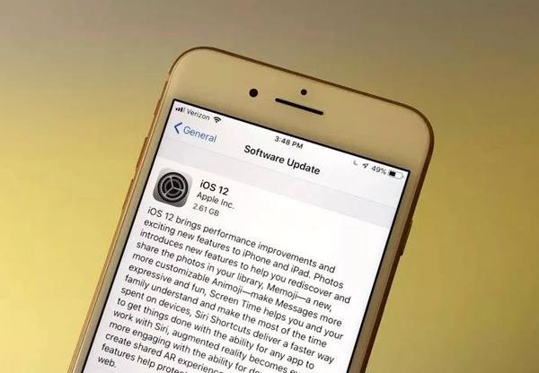 苹果推送iOS 12首个测试版本,Facetime群聊回归