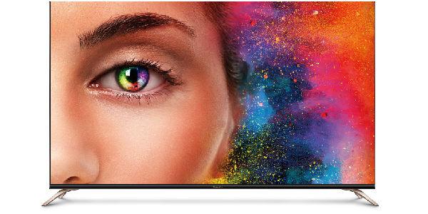纯色技术让画质更纯正,创维电视Q7