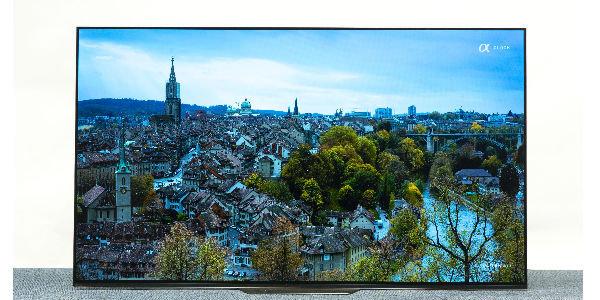 索尼A8F展现OLED电视最强音画
