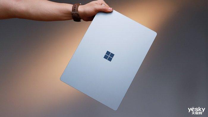 升级11代酷睿的可靠移动办公生产力 微软Surface Laptop 4体验