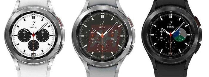 三星Galaxy Watch 4 Classic渲染�D曝光,采用�鹘y�O��L格
