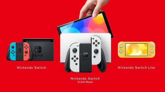 屏幕�Q代竟成反向升�?任天堂Switch OLED��砹耸裁葱伦�化