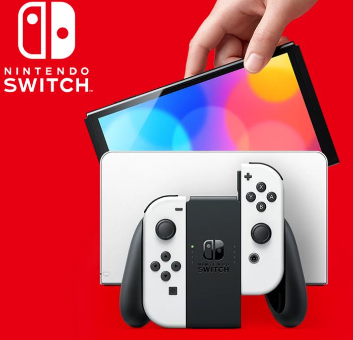 任天堂Switch终于发布新款,但老玩家却吐槽连连