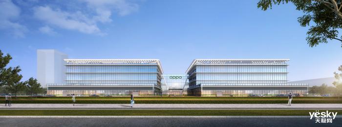 "OPPO滨海湾数据中心A栋获评""碳中和数据中心创新者""评级,将于年底正式启用"