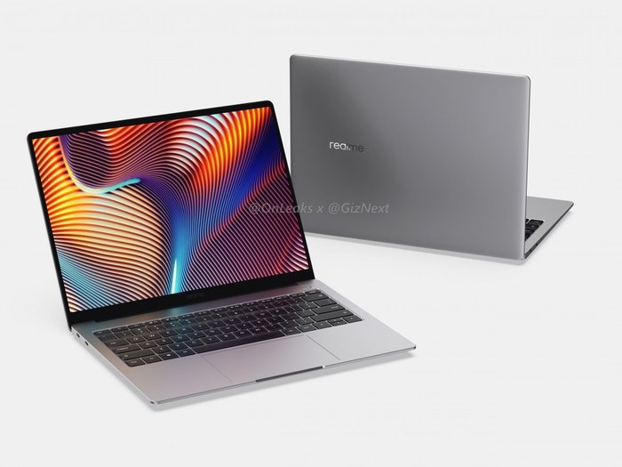 realme Book笔记本真机图曝光,或将采用OLED屏幕?
