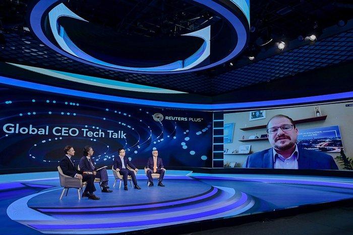 路透社全球CEO对话:荣耀携手高通打造顶级旗舰