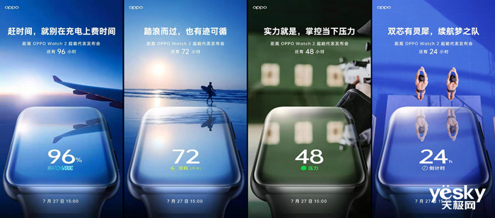 全智能手表旗舰即将发布,盘点OPPO Watch 2系列有哪些值得期待的新功能