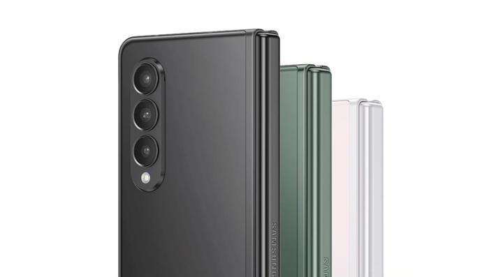 三星发布新一代折叠屏手机:有屏下摄像头,支持S Pen,还能防水