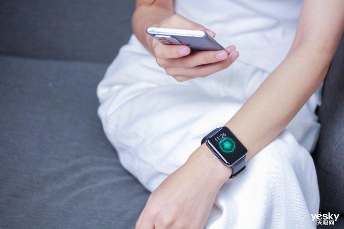 OPPO Watch 2颜值与实力并存,不仅好看还好用耐用