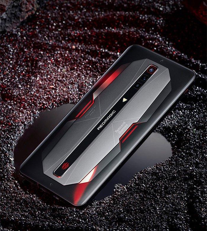 120W快充!努比亚红魔游戏手机6s通过3C认证