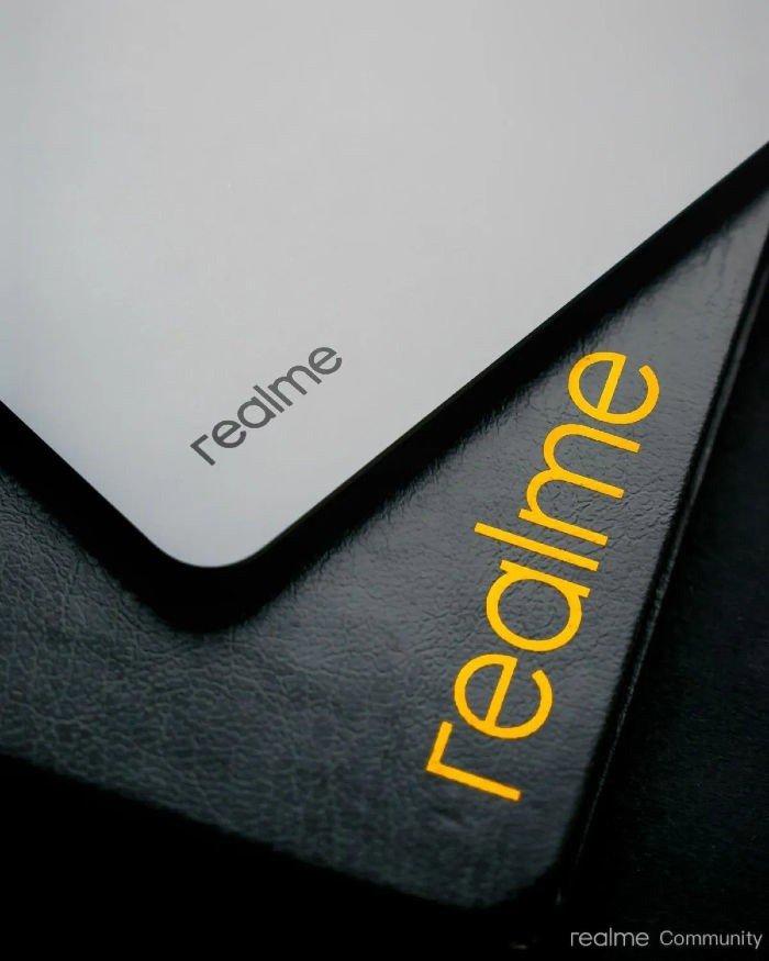 realme Pad实拍图现身:方正造型或于印度首发