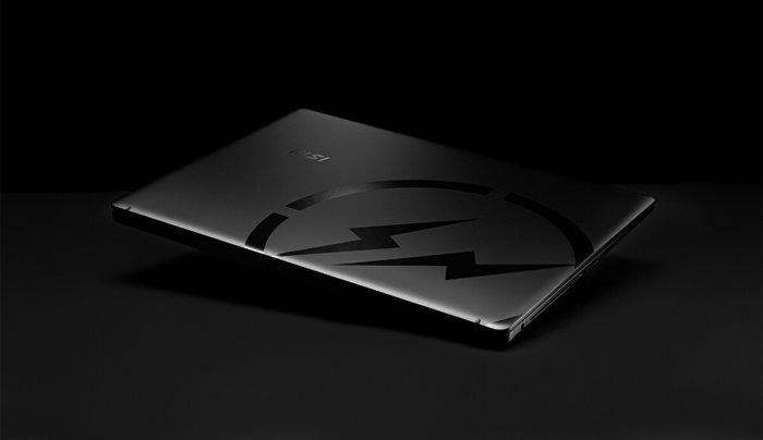 闪电印章!微星推出创造者Z16藤原浩限量版笔记本