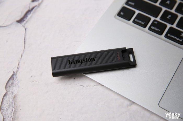 高速大容量存储,金士顿DataTraveler Max 闪存盘评测