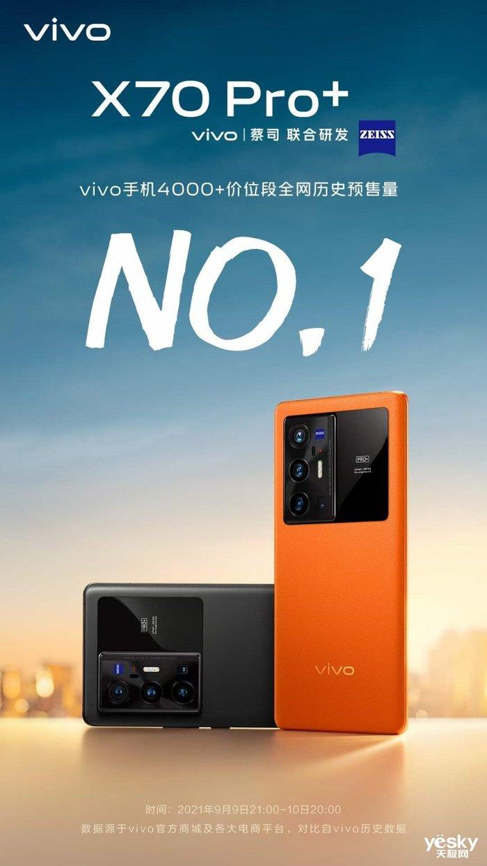 "vivo 宠粉活动""先享会""爆火38城,首批X70系列用户诞生"