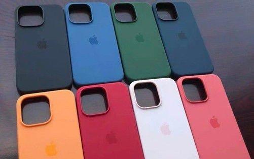 苹果iPhone 13系列手机保护壳曝光:多达八色可选