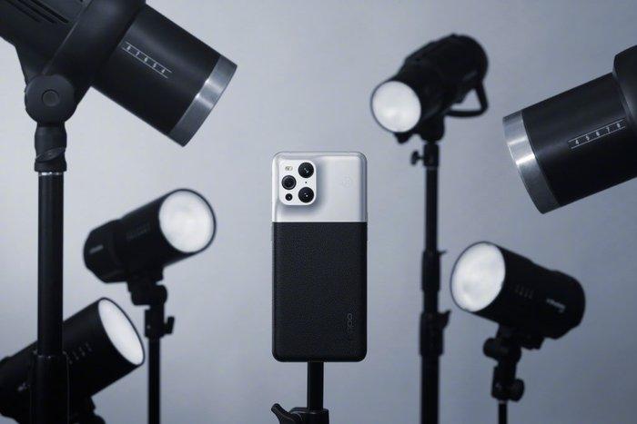 素皮与玻璃的材质碰撞,OPPO Find X3 Pro摄影师版发布在即