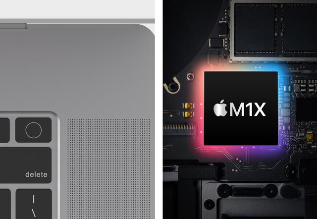 曝苹果新Mac十月将发 加持全新M1X芯片采用miniLED