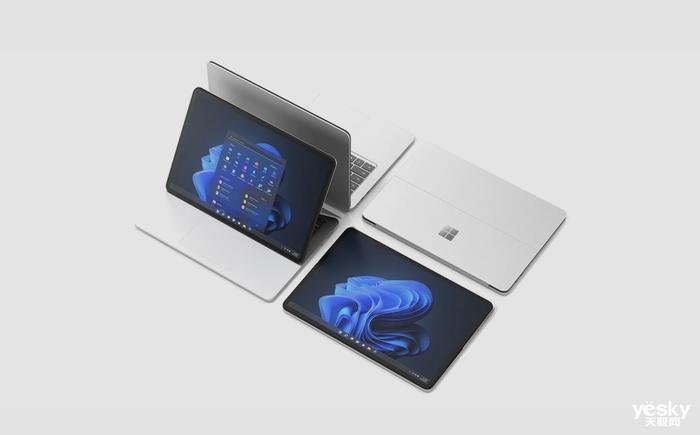Surface Laptop Studio发布:PC整活还得看微软