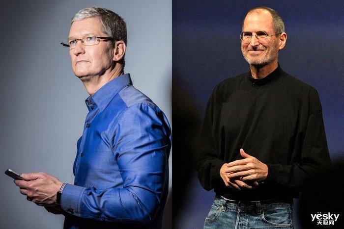 """乔布斯逝世十周年,""""苹果帝国""""如今"""