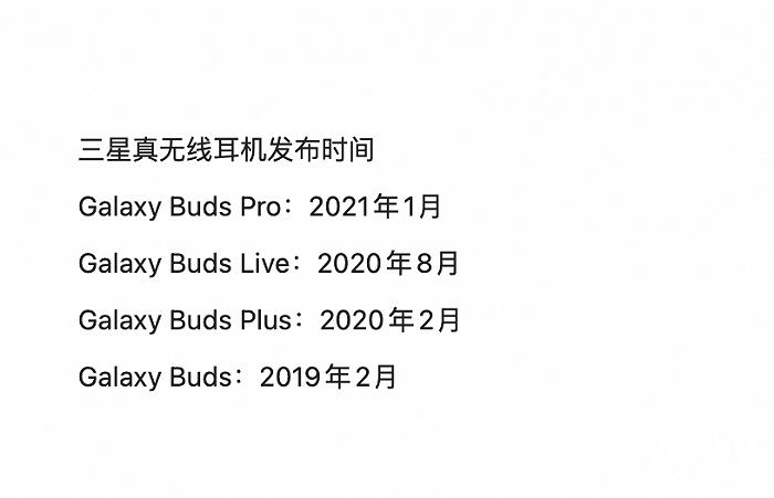 三星正在研发更便宜的Galaxy Buds 2真无线耳机