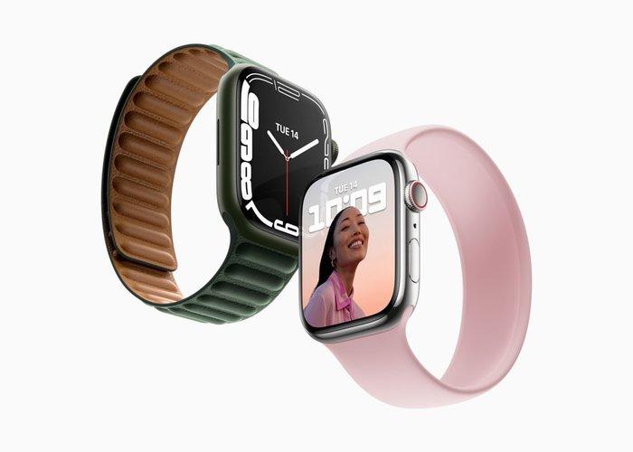 预售在即!Apple Watch Series 7或将于十月中旬发货