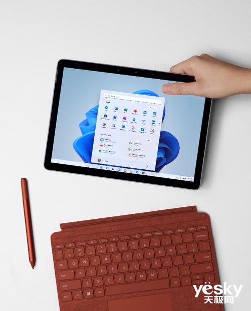 国行Surface Pro 8与Surface Go 3开启预定 售价2988元起