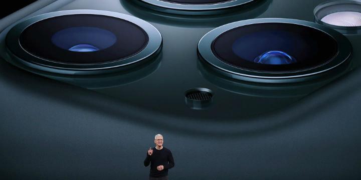 苹果CEO库克:苹果没有垄断 智能手机领域最大对